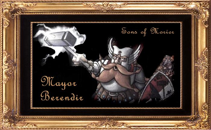 Berendir for Mayor